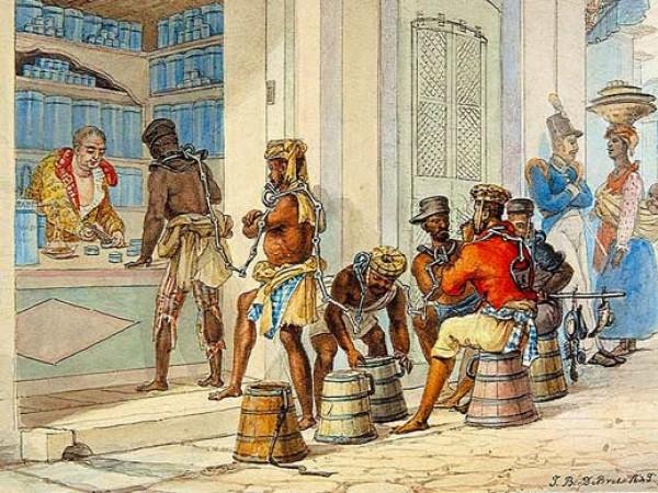 escravidão i