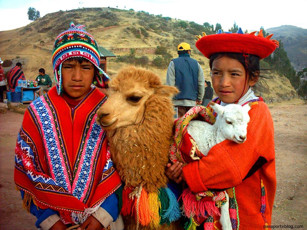 Peru People and Culture