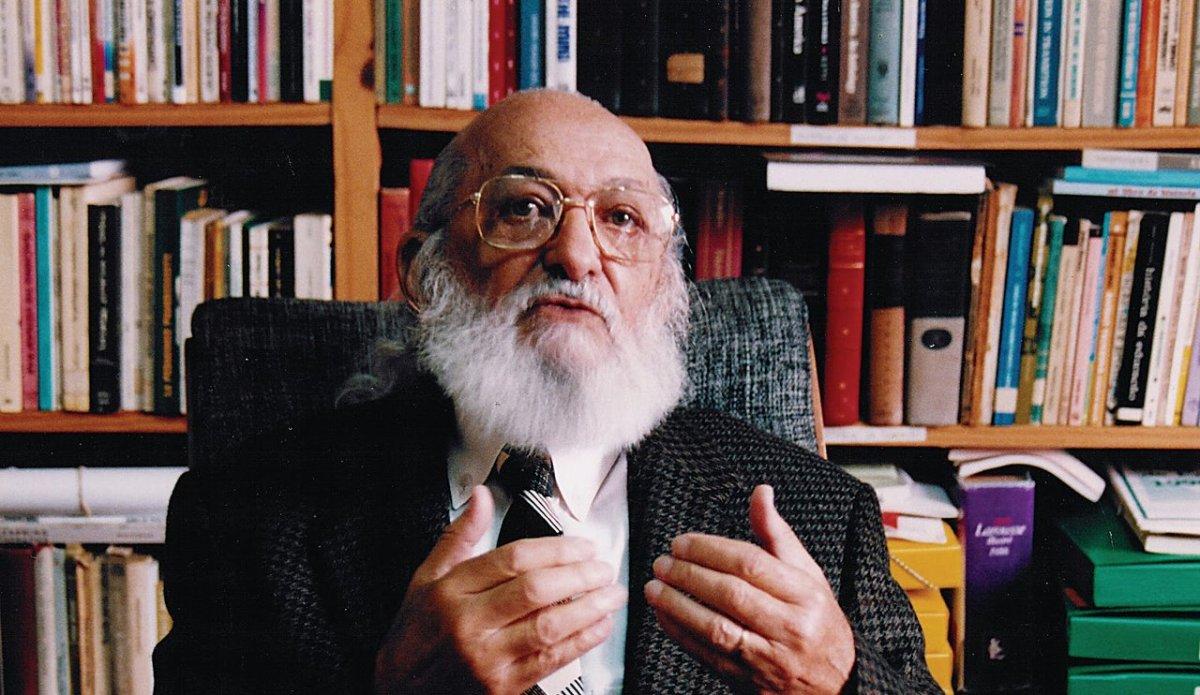 Paulo Freire / O maior nome da educação brasileira para omundo.