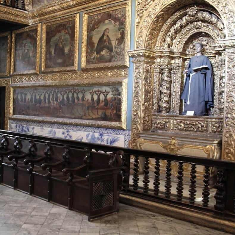 A história contada por igrejas do período colonial emRecife/PE
