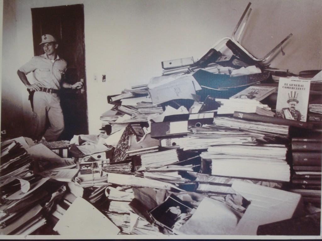 Arquivos do Terror no Paraguai / A história por quemviveu