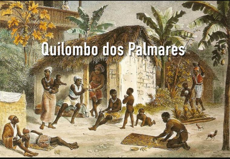 Movimento negro no Brasil / A luta de Zumbi dosPalmares